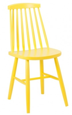 Lucano Chair In Yellow