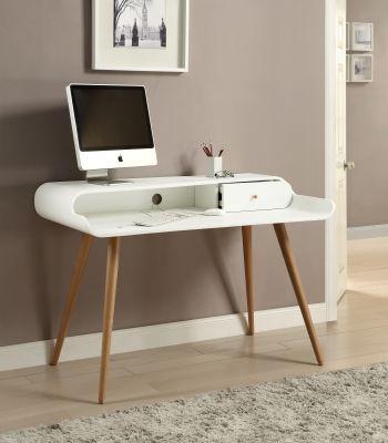 PC702 Tower Desk (White Ash)done