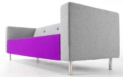 Bonus Designer Sofa Low Angle
