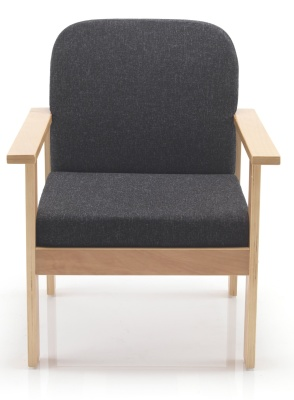 Devereaux Low Arm Chair Facing