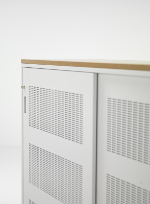 Riva Exoress Acoustic Metal Cupboards