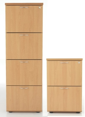 Riva Express Wooden Filing Cabinets