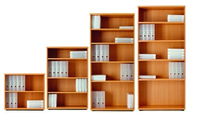 Riva Exoress Wooden Bookcases