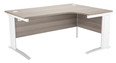 Riva Plus Right Hand Corner Desk