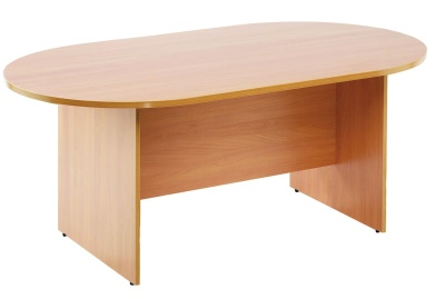 Riva Express D End Meeting Table