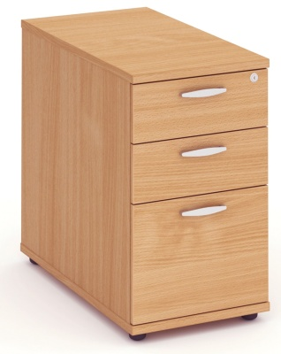 Abacus Desk Height Pedestal