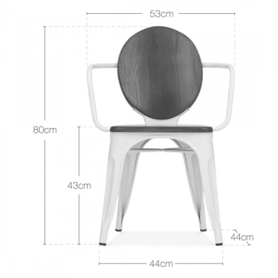 Louis Chair Dims
