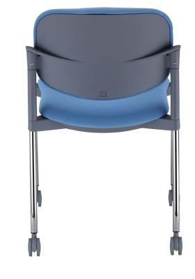 Trapeze Mobiel Copnference Chair Rear View