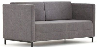 Earl Two Seater Sofa Front Angle View