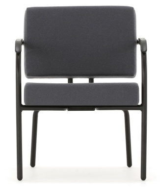 Academy Low Armchair Front Face