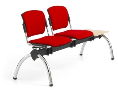 Maximus Beam Seating Two Seater And Table