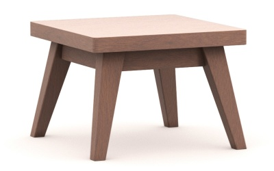 Xross Square Coffee Table