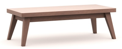 Xross Rectangular Coffee Table