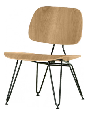 Tilo Designer Chair In Oak
