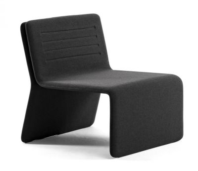 Shey Low Chair Side View