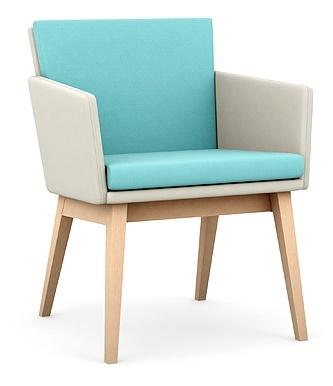 Lark Designer Four Leg Chair