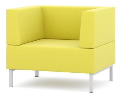 Fence Single Seater Sofa