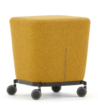 Haven Mobile Stool