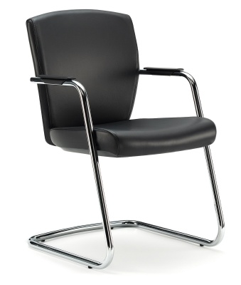 Key High Back Cantilver Conference Chair