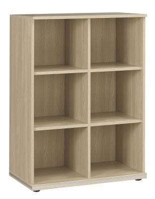 Vermont Bookcase In Oak