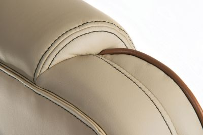 Goliath Duo Cream - Headrest Detail