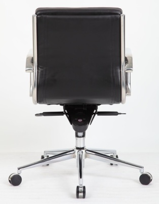 Topaz Medium Back Eames Style Executive Chair