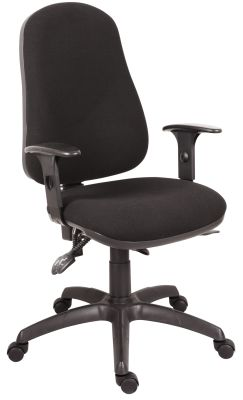 Ergo Dynamic Chair With Optional Height Adjustable Arms