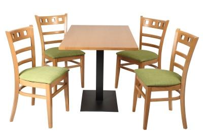 Alphine Dining Set 6e