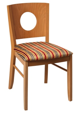 Polo Wooden Dining Chair 1