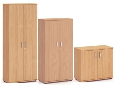 Abacus Express Wooden Filing Cabinets