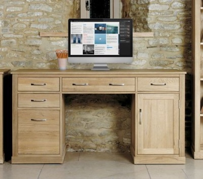 Warwick Double Pedestal Desk 1