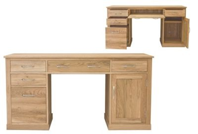 Warwick Double Pedestal Desk 4