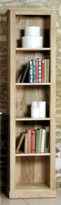 Warwick Narrow Bookcase 1
