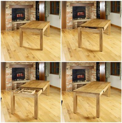 Warwick Extendable Dining Table 3