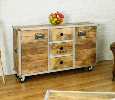 Roadie Reclaimed Sideboard 3