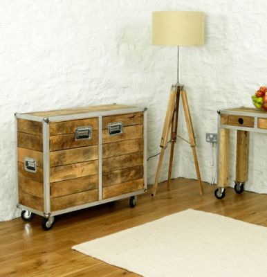 Roadie Reclaimed Sideboard 2