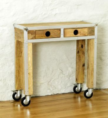 Roadir Reclaimed Console Table 1