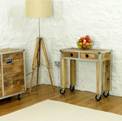 Roadie Reclaimed Console Table 5