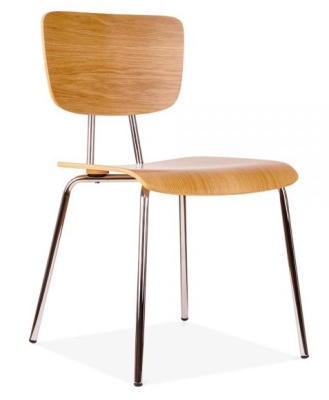 Costas Dining Chair Front Angle