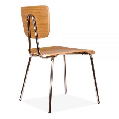 Costas Dining Chair Rear Angle