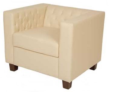 Southville Qulited Single Sofa