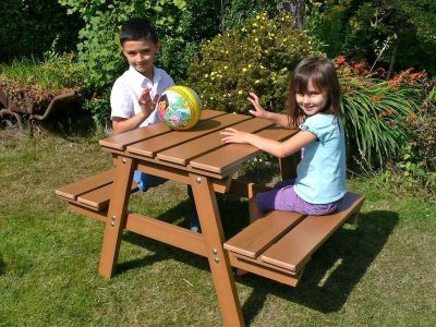 Westpoint Childrens Picnic Table 1