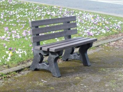 Westpoint Avon Two Seater Bench 3