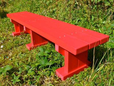 Westpoint Junior Bench Without Back
