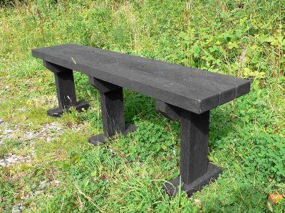 Wesstpoint T Bencj Black Slats