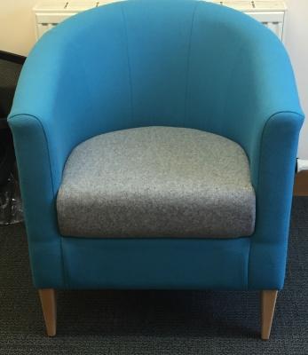 Roxy Plus Tub Chair 1