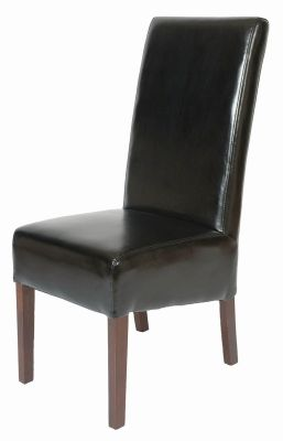 Courtney Faux Leather Dining Bchair 1