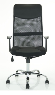 Volta High Back Mesh Chair Front Face