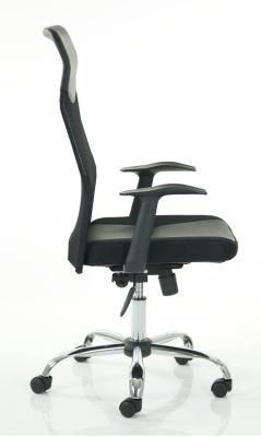Volta High Back Mesnh Chair Side View