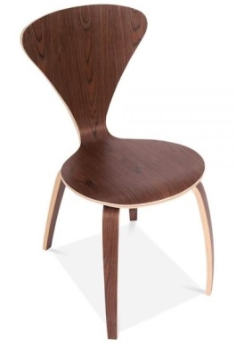 Walnut Cherner Chair 1